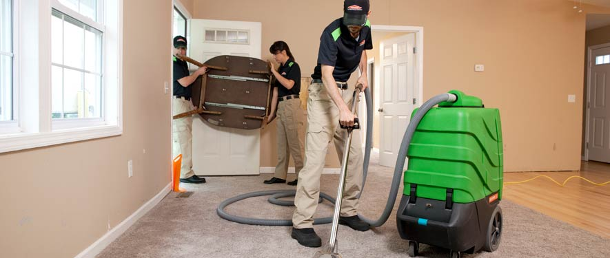 Dale City, VA residential restoration cleaning